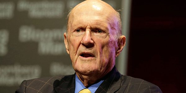 Julian Robertson, picture by Bloomberg