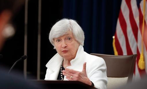 GraycellAdvisors.com ~ Janet Yellen - Tax Cuts to Help Stocks