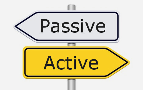 GraycellAdvisors.com ~ Active vs Passive Investing