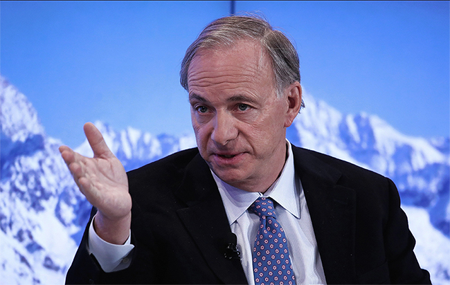 GraycellAdvisors.com ~ Ray Dalio of Bridgewater Associates