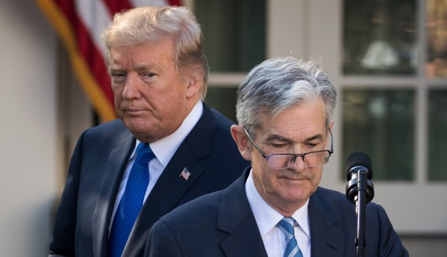 GraycellAdvisors.com ~ Trump and Powell