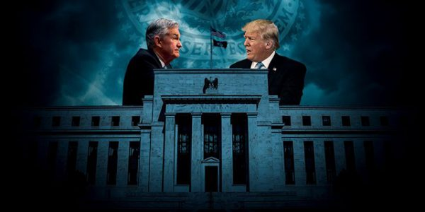 GraycellAdvisors.com ~ Conflict - White House and Federal Reserve