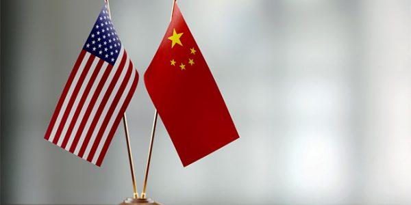 GraycellAdvisors.com ~ US China Flags